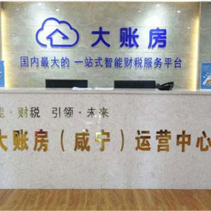 大账房咸宁运营中心
